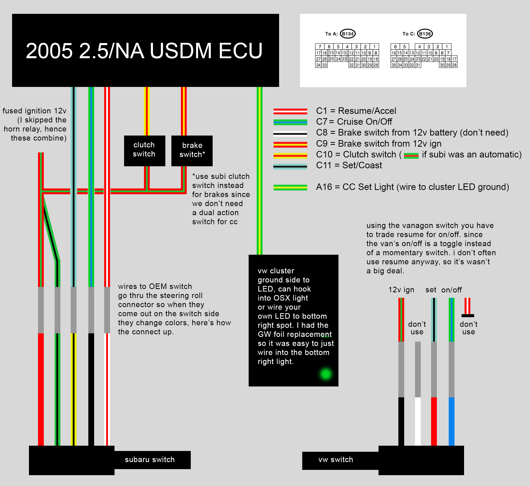 vanagon - view topic - 2005 2.5 subaru dbw ... - thesamba.com subaru vanagon wiring diagram  the samba